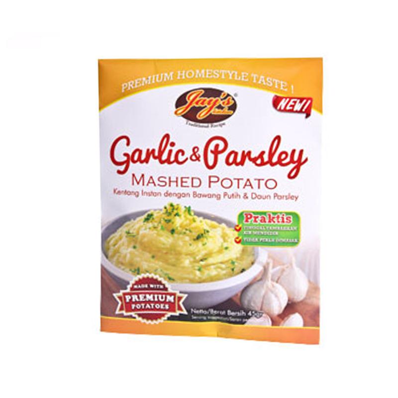 JayS Mashed Potato Garlic & Parsley45Gr
