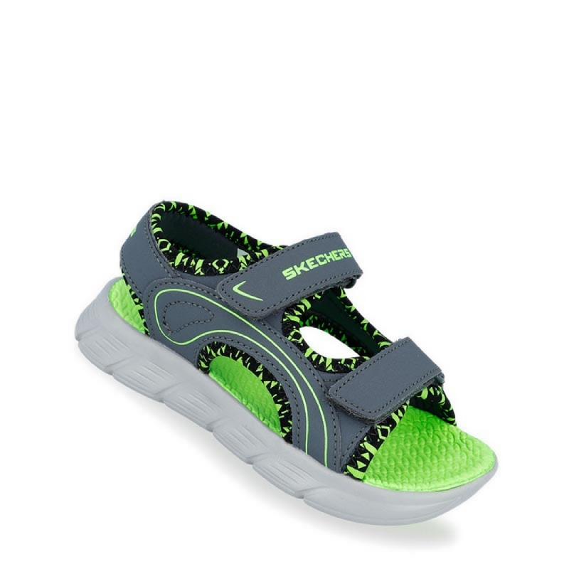 Skechers C-Flex - Heat Rays Boys Sandals Grey