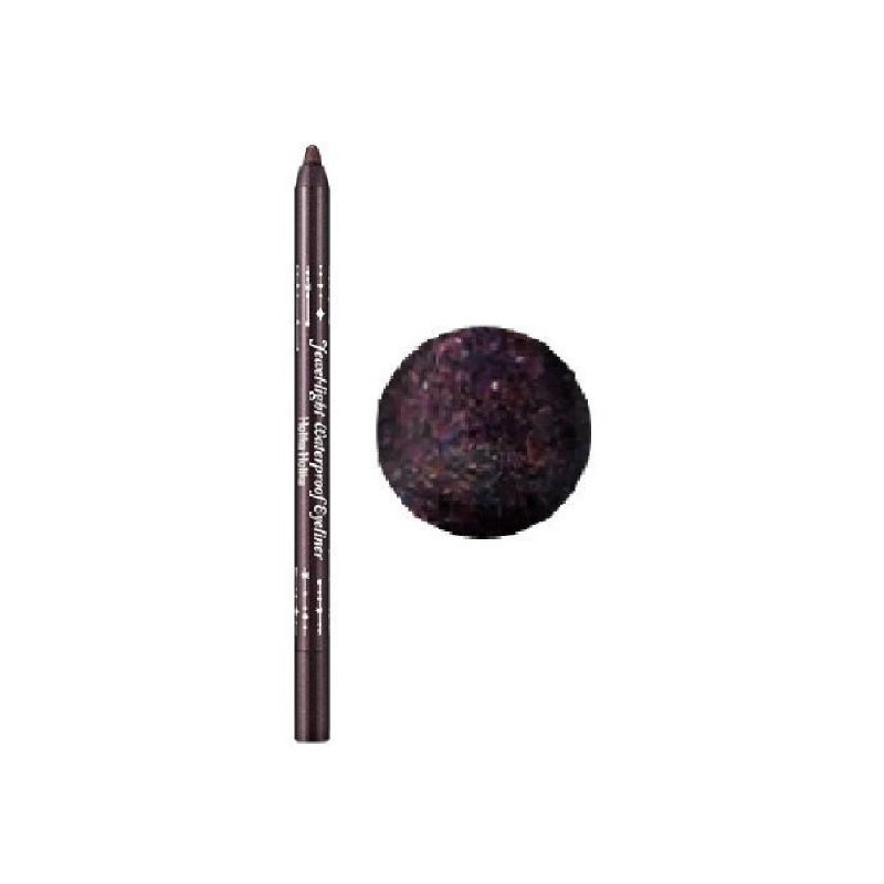 Jewel-light Waterproof Eyeliner 16(Black Plum)