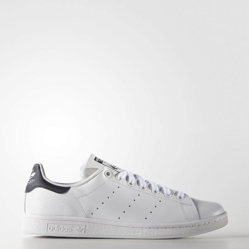Adidas Stan Smith M20325 - White,White,Blue