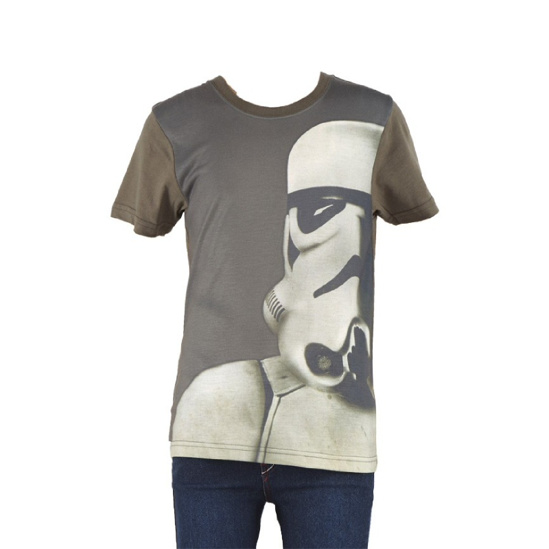 Stromroopers Boy T-Shirt Grey