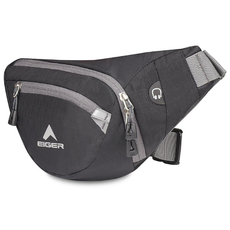 Eiger Crystallin Waist Bag - Grey