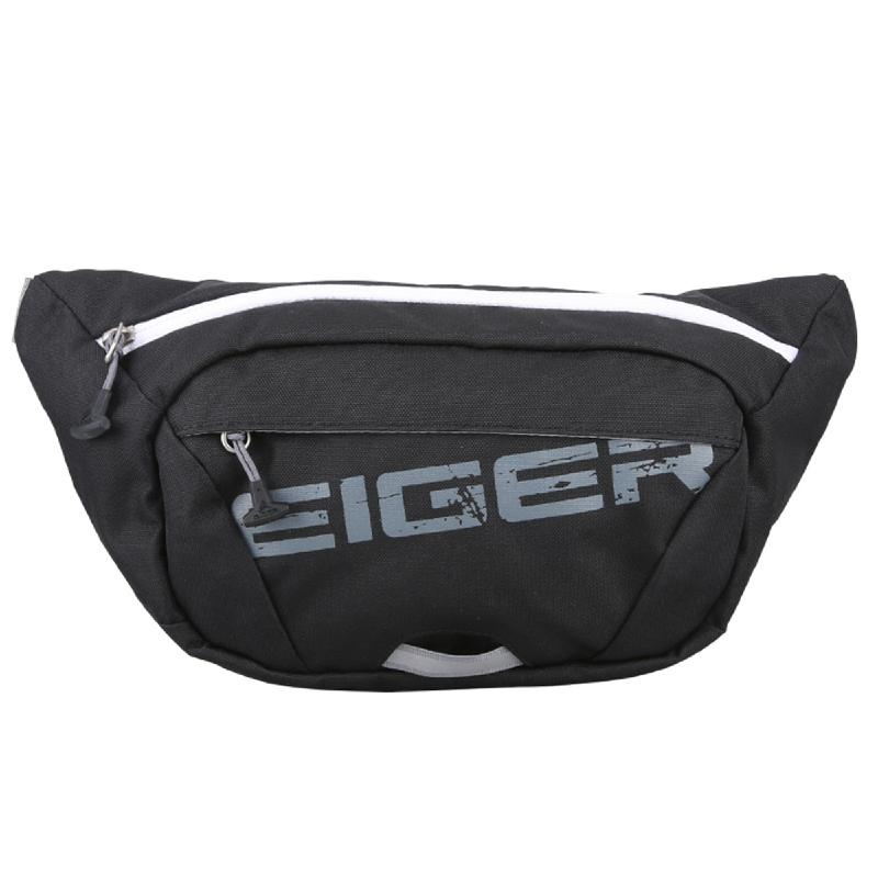 Eiger Conserve 1.0 Waist Bag - Black