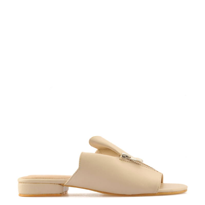 Amante Flat Shoes Zac J18 Beige