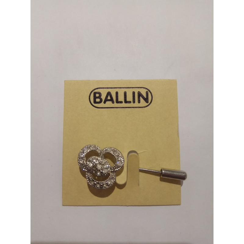 Ballin Women Brooch NM-LP14000S-A1.S Silver