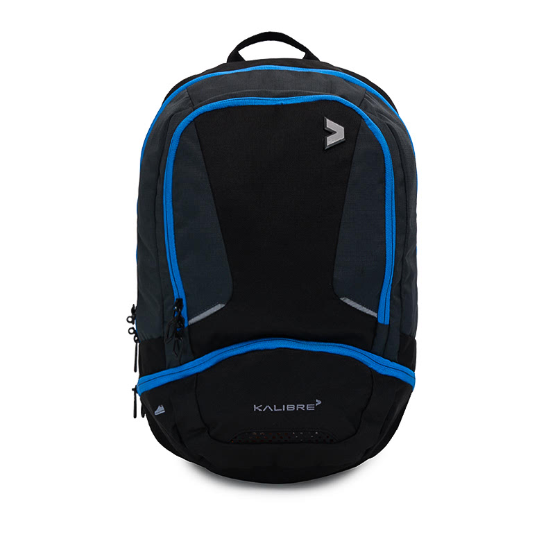 Kalibre Backpack Spyro 01 Black-Grey