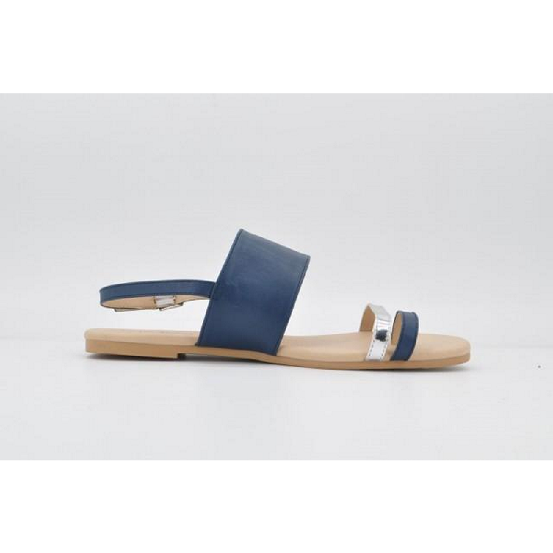 The Little Things She Needs Sandals Empratriza Navy
