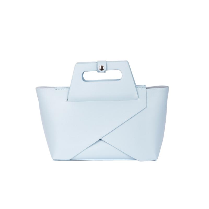 Doxology Doxogami Zip Handbag - Alice Blue