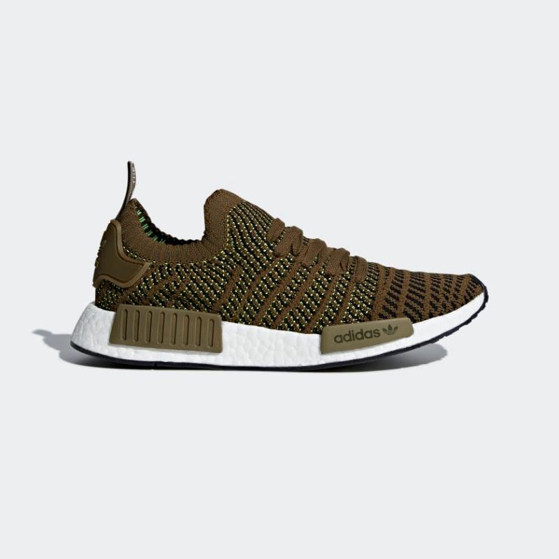 Adidas Nmd_R1 Stlt Primeknit Shoes CQ2389