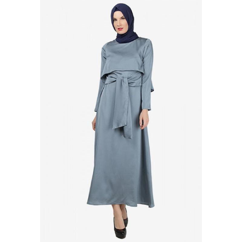 Lamiya Dress Polo Blue