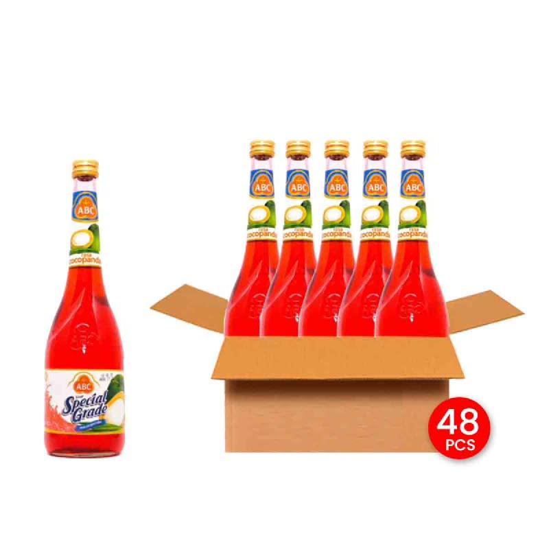 Abc Sirup Coco Special Grade 485Ml (Get 48)