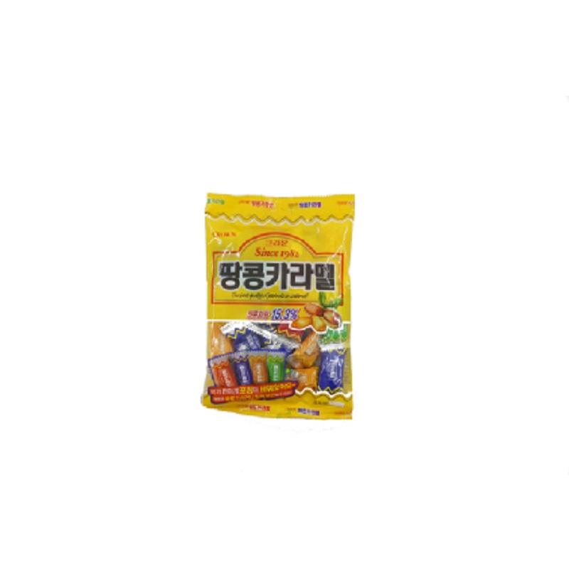 Crown Tangkong Caramel Candy 140 Gr