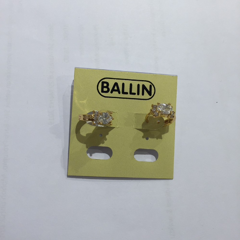 Ballin Women Earing FF-E8084G Gold