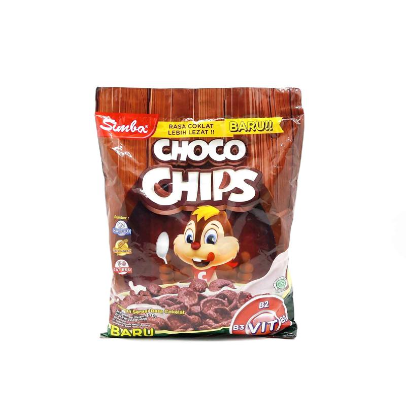 Simba Choco Chips 170 Gr