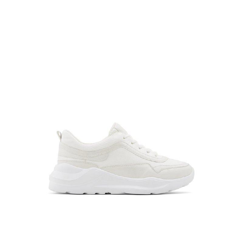 ALDO Ladies Footwear Sneakers BINX-100-Bright White