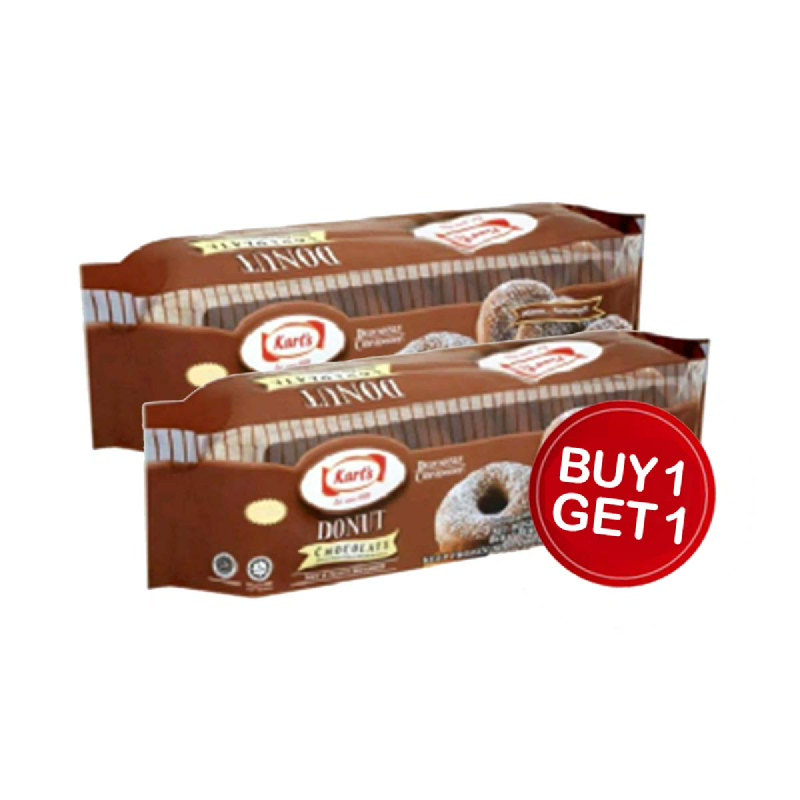 KartS Donuts Cho Icing 160 Gr (Buy 1 Get 1)