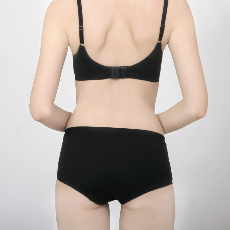 RAQUEL Keisha High-Waist Black