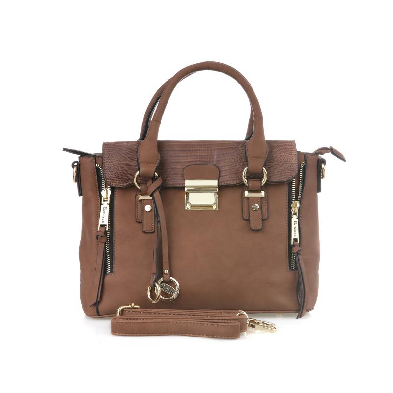 Bellezza Hand Bag CZ30171 Brown