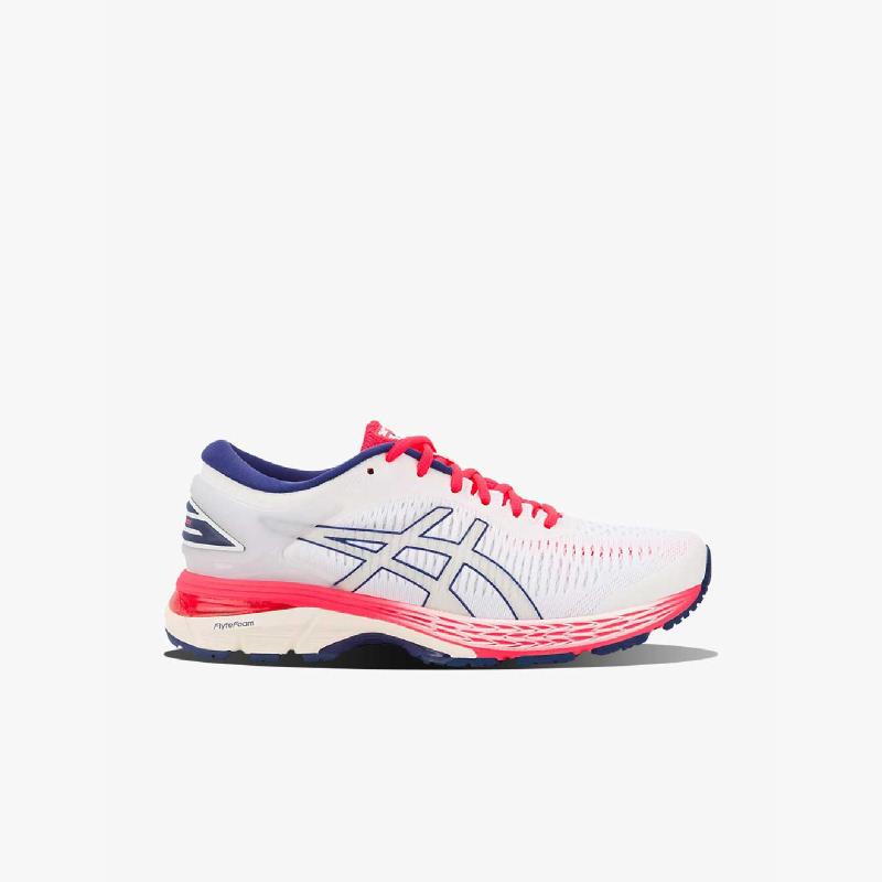 Asics Gel-Kayano 25 Womens Running Shoes White