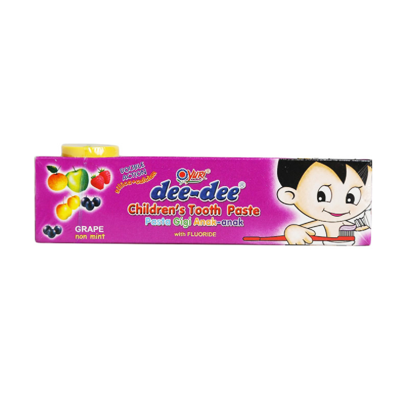 Dee-Dee Pasta Gigi Grape 50 Gr