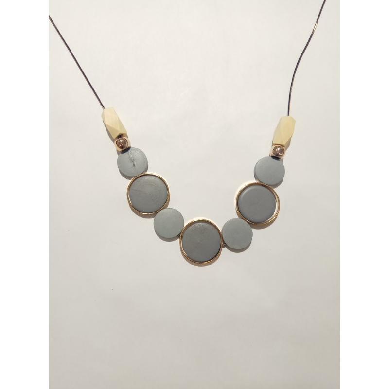 Ballin - Women Necklace GZ N1039 Silver