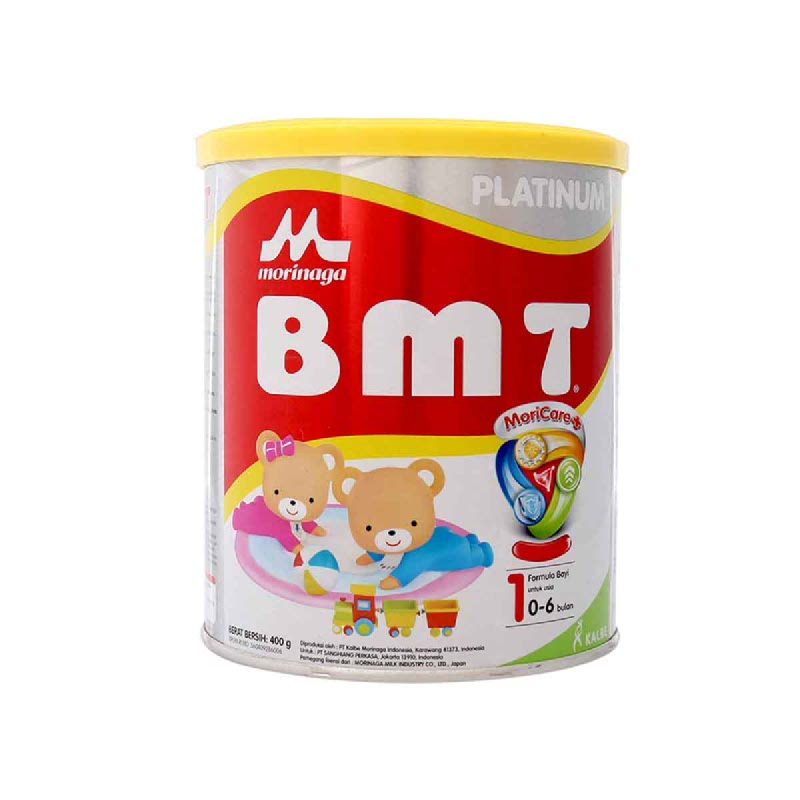 Bmt Platinum Moricare + Box 400Gr