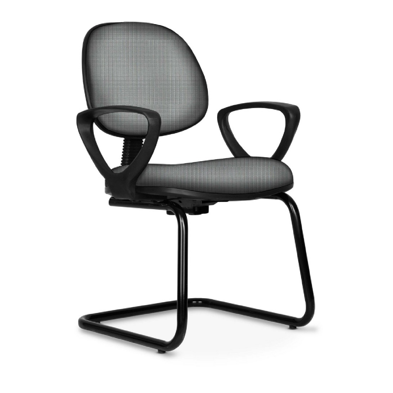 Kursi kantor kursi kerja HP Series - HP29 Light Gray