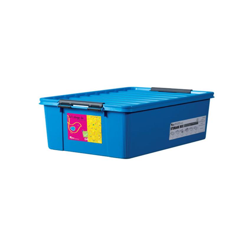 Lock & Lock INP112B INPlus Easy Clip Box 30L Blue