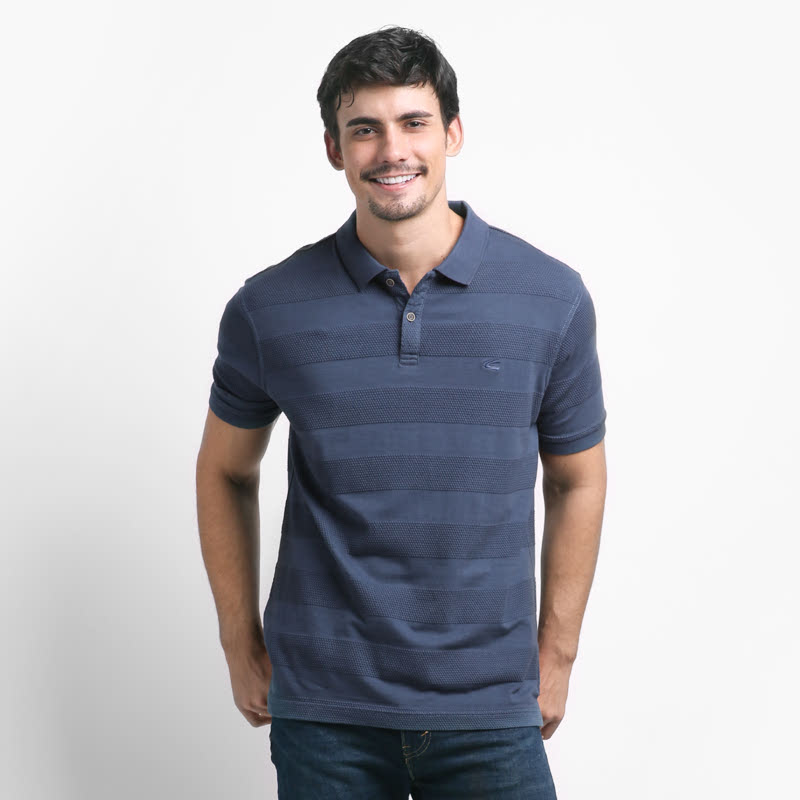 Grey  Polo Shirt  280FW16023657
