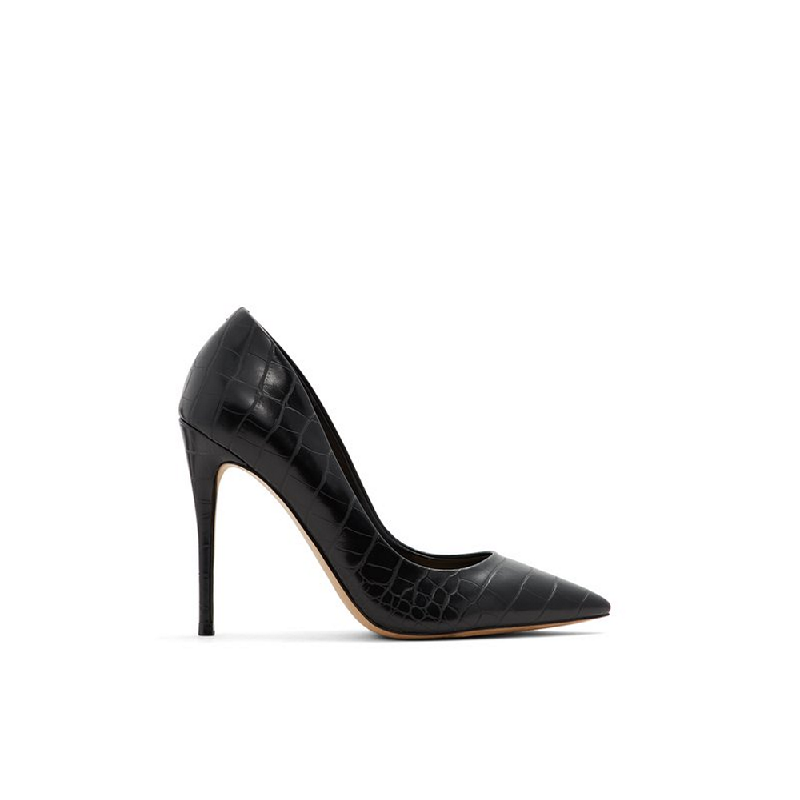 Aldo Ladies Footwear Heels Stessy-001-Black