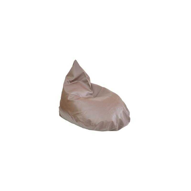 Beam and Co Teardrop Beanbag PVC Chocolate