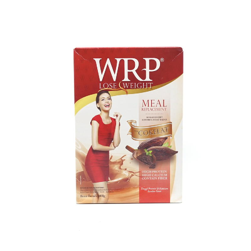 Wrp Lose Weigth Mr Chocolate 400g