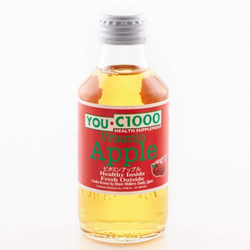 You C 1000 Apple 140 Ml