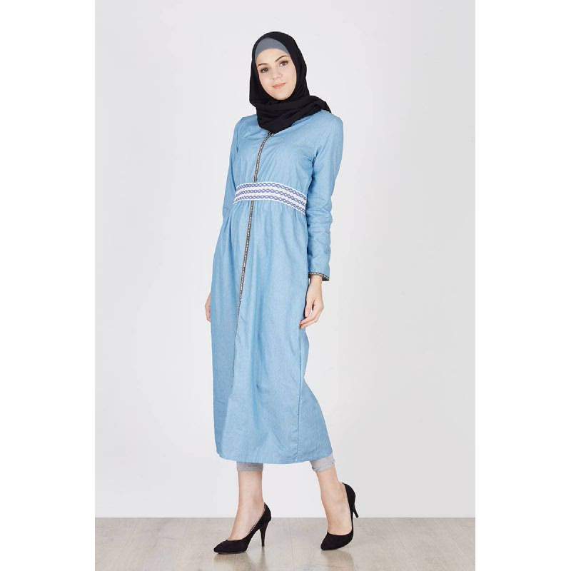 Callidora Dress Light Blue