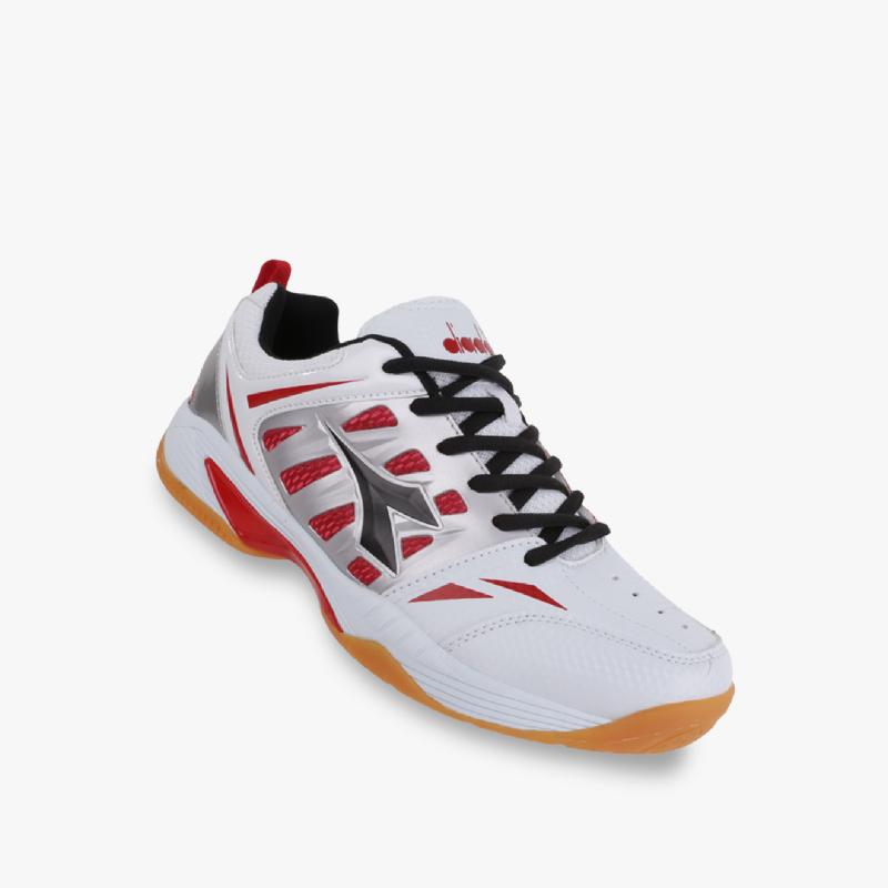Diadora Rally Men Badminton Shoes White
