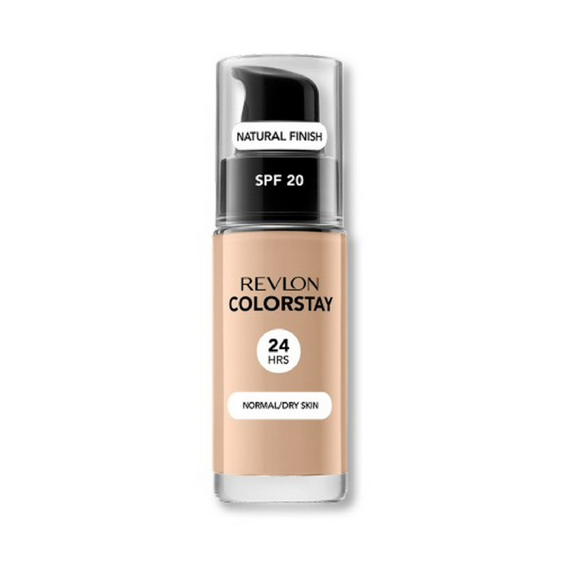Revlon Colorstay Makeup Normal Dry Sand Beige With Pump