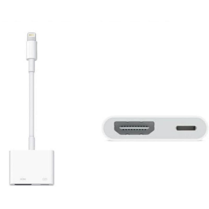 Apple Lightning to DVI Adapter