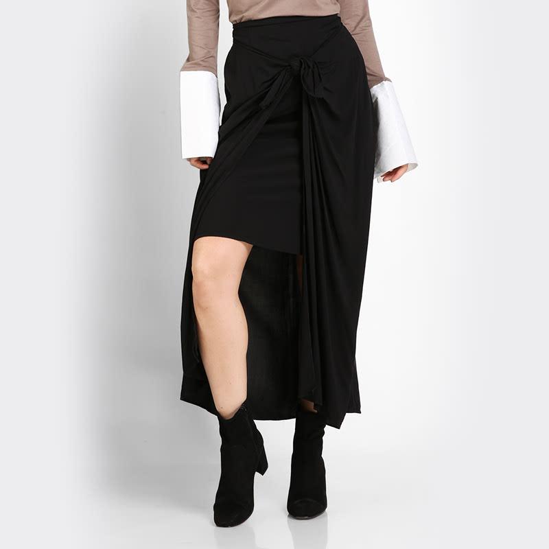 Basa Jane Black Skirt