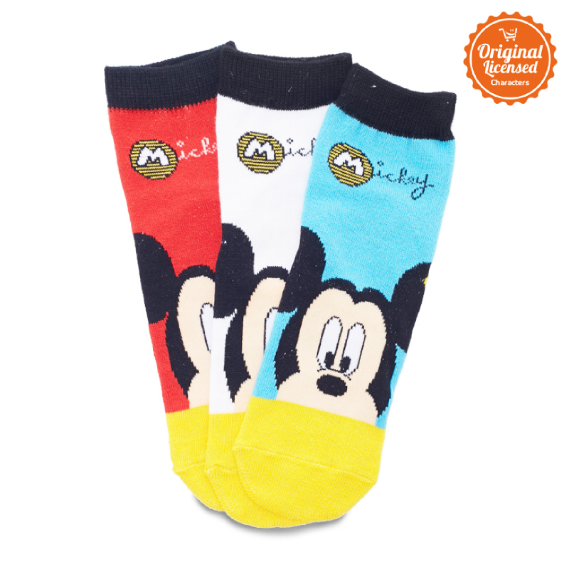 Mickey and Friends Sock Kids 2-4 Tahun NM8GA004