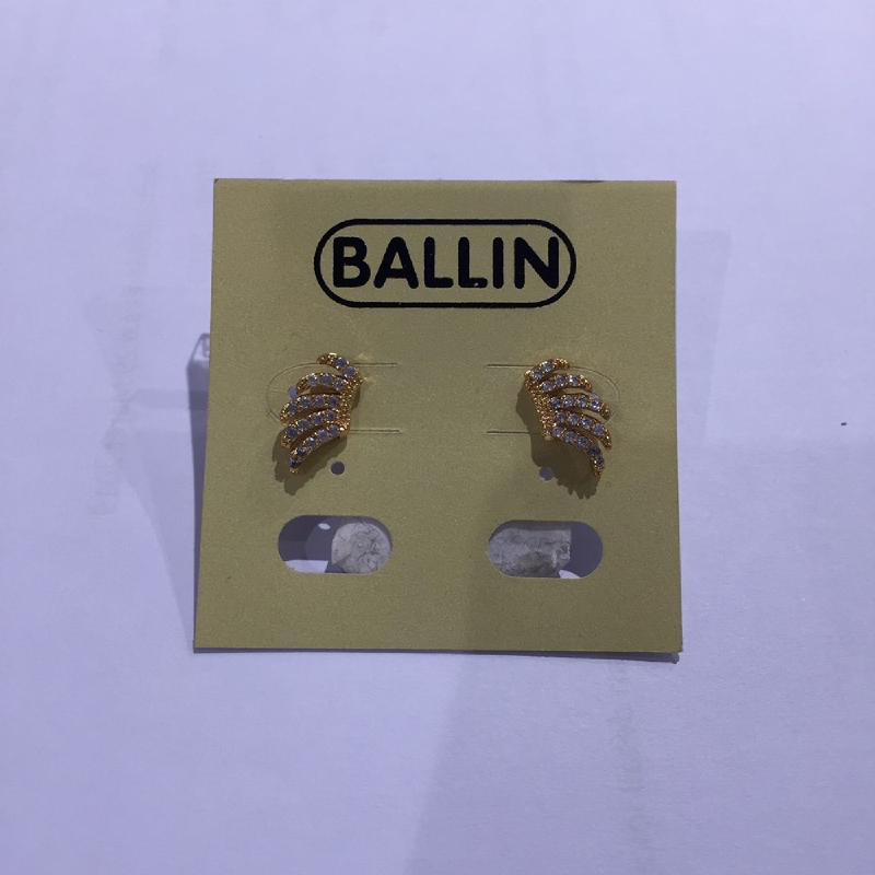 Ballin Women Earing FF-E8096G Gold
