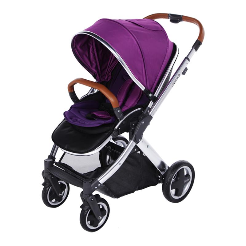 2 Stroller Mirror Purple