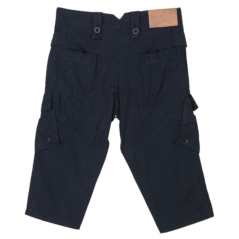 Celana Slim Fit Dark Blue Anak Laki-laki