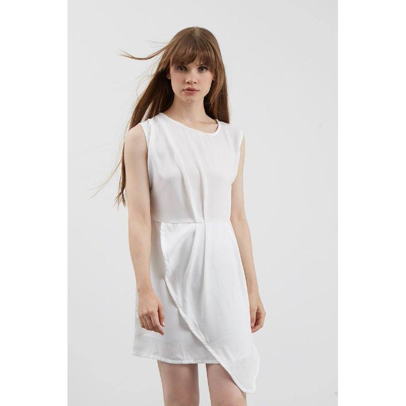 Dack Wrap Dress