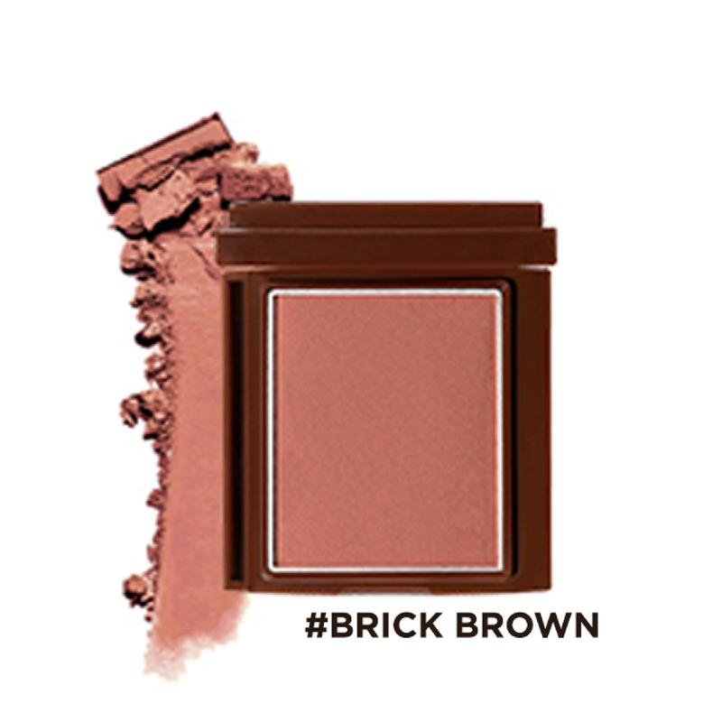 16brand Brickit Shadow Matt Line - Brick Brown