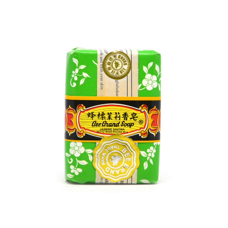 Bee Brand Soap Green 80G