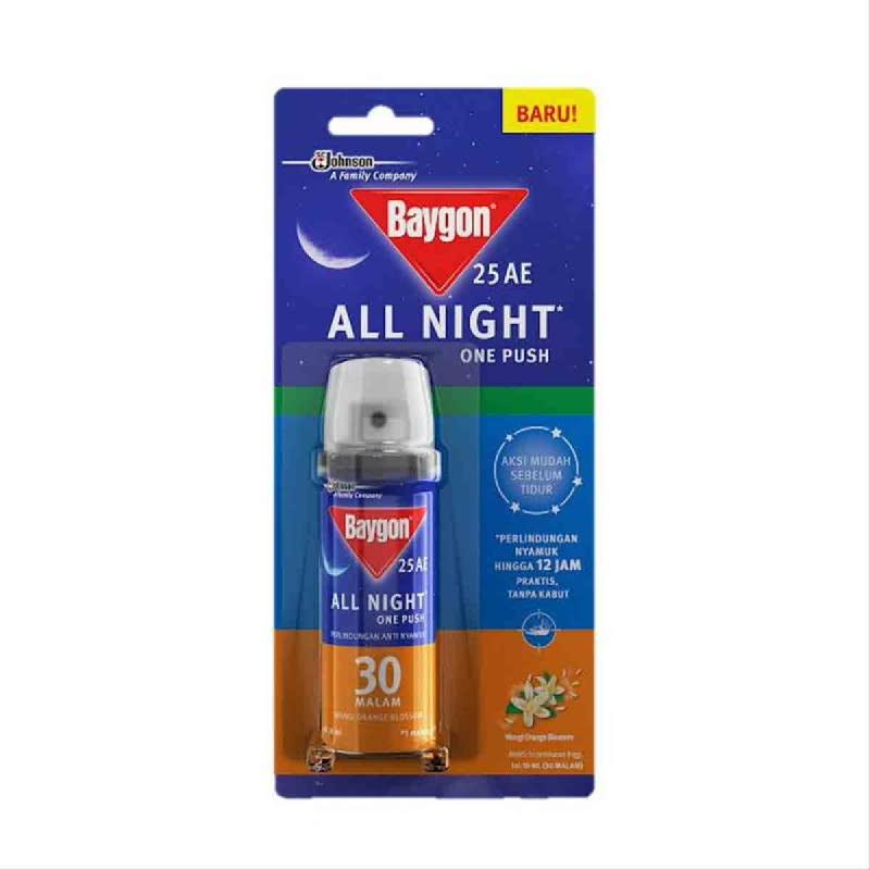 Baygon Aerosol Orange Blossom 10ml