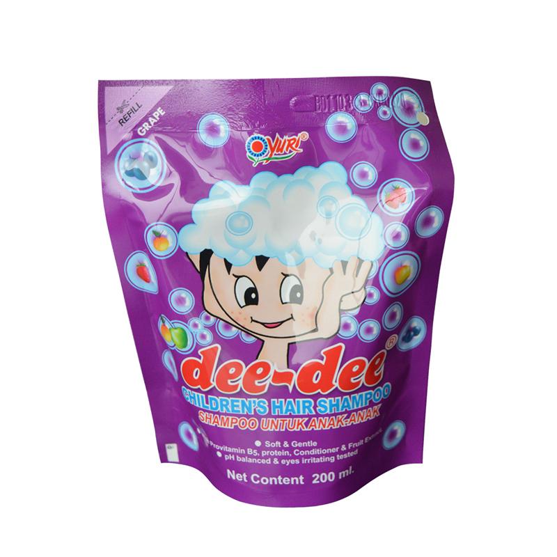 Dee-Dee Shampoo Pouch Grape 200ml