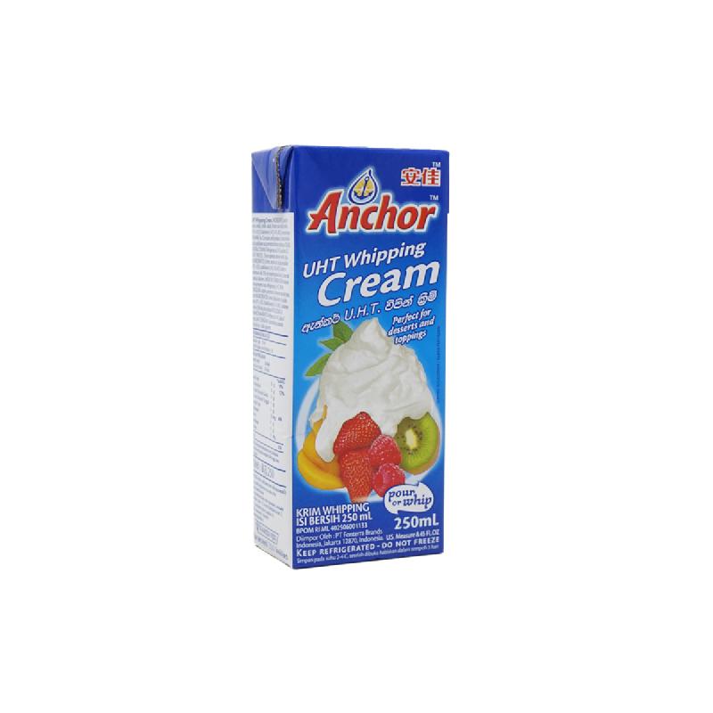 Anchor Whipping Cream 250Ml