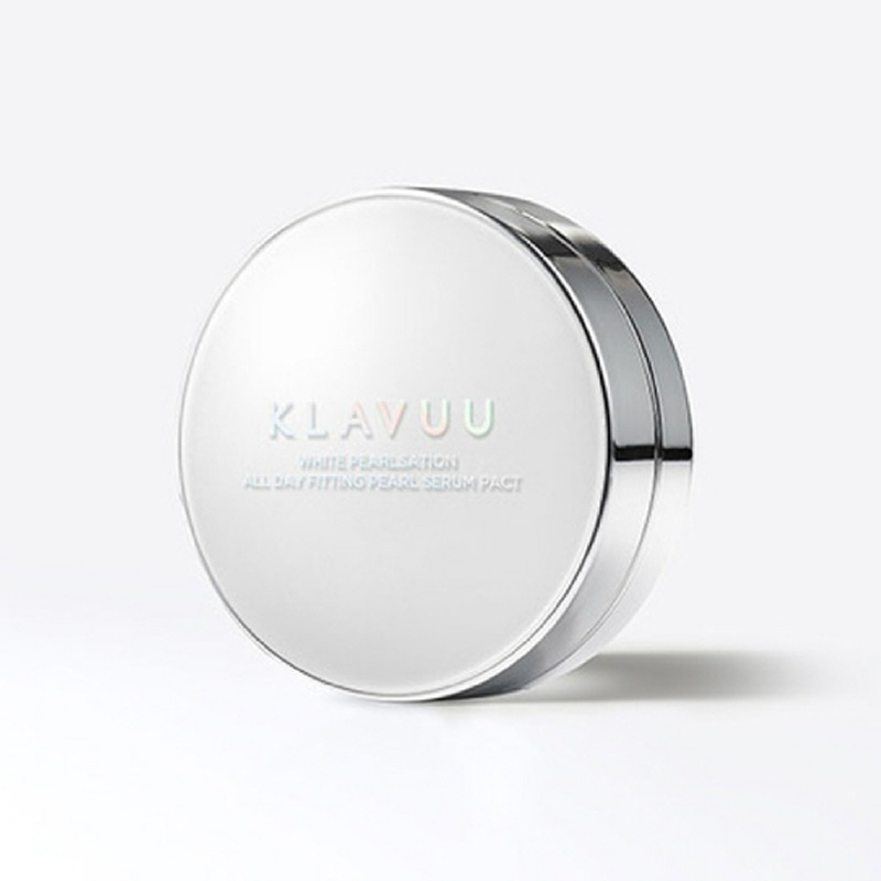 Klavuu White Pearlsation All Day Fitting Pearl Serum Pact - 23 Natural Medium Beige