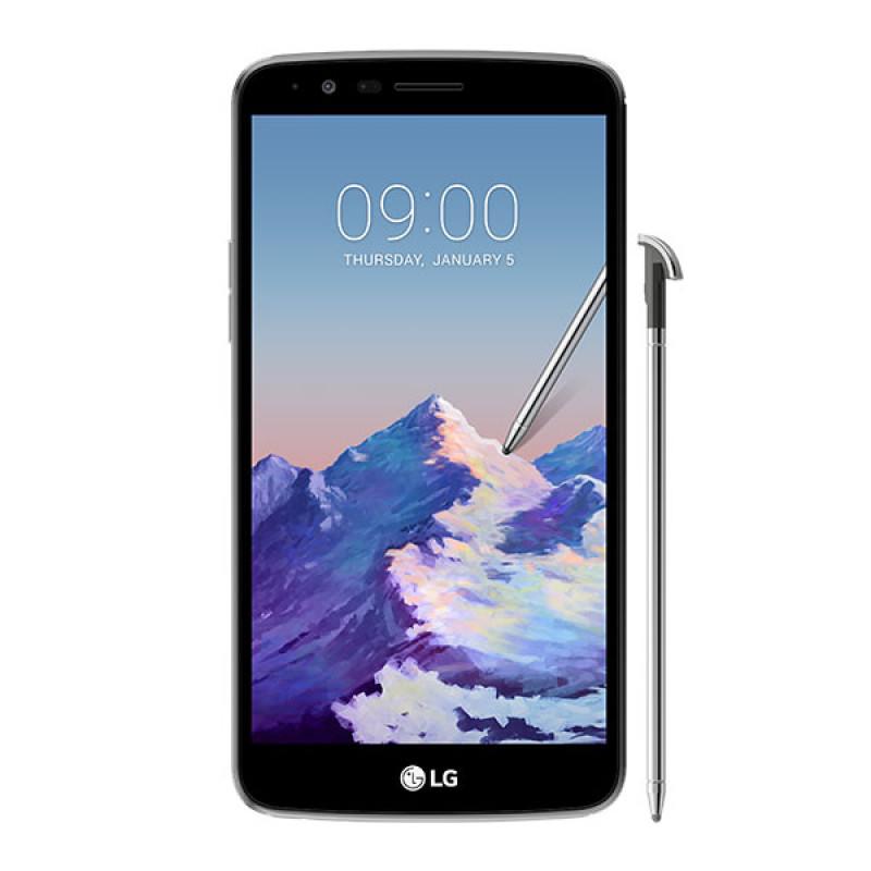 LG Stylus 3 Smartphone - Titan [3GB, 16GB] Free MicroSD 16GB